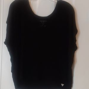 Guess Cropped Tee XL